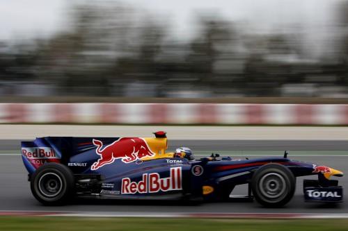 """""""Red Bull"""": S. Vettelis važiavo nepriekaištingai"""