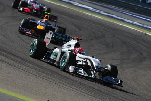 M. Schumacheris: jaučiuosi tikrai puikiai