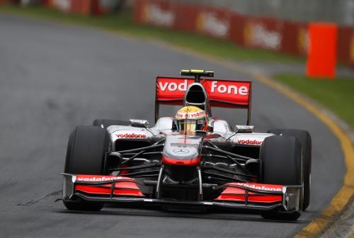 Malaizijos GP: penktadienio treniruotės Nr. 1