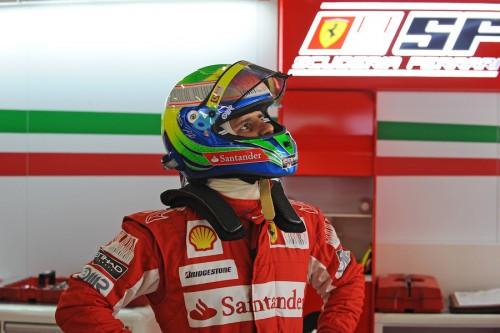 "F. Massa norėtų likti ""Ferrari"""