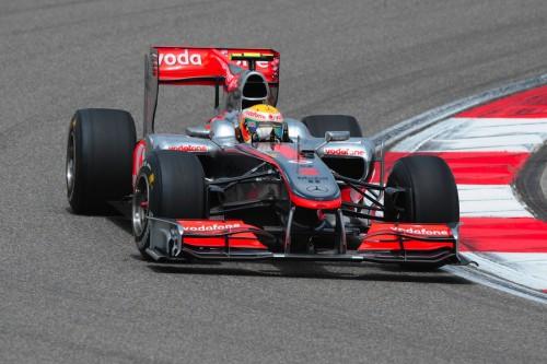 Turkijos GP: penktadienio treniruotės Nr. 1