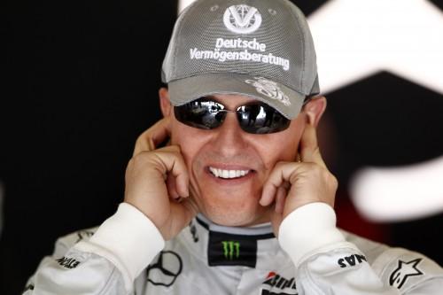 M. Schumacheriui – 20 sek. bauda