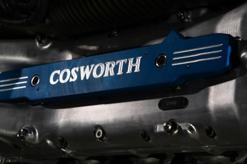 """""""Cosworth"""" negrįš į F-1 kaip nepriklausomas gamintojas"""