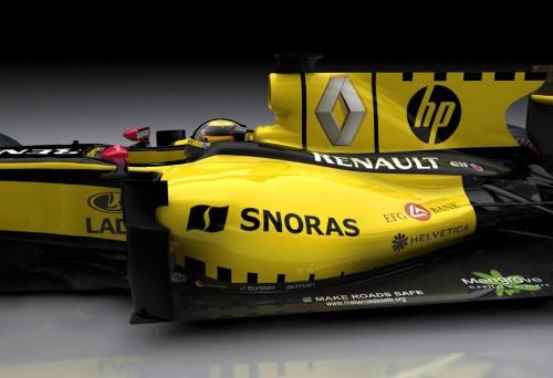 """""""Snoras"""" tapo """"Renault"""" komandos rėmėju"""
