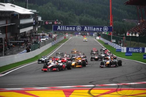 """Paskelbtas 2011 m. """"Formulės-1"""" tvarkaraštis"""