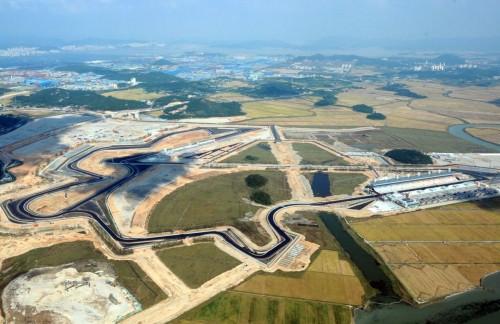FIA leis organizuoti Korėjos GP lenktynes