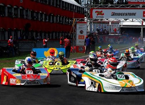 Tradicinės F. Massos kartingo lenktynės – šį savaitgalį