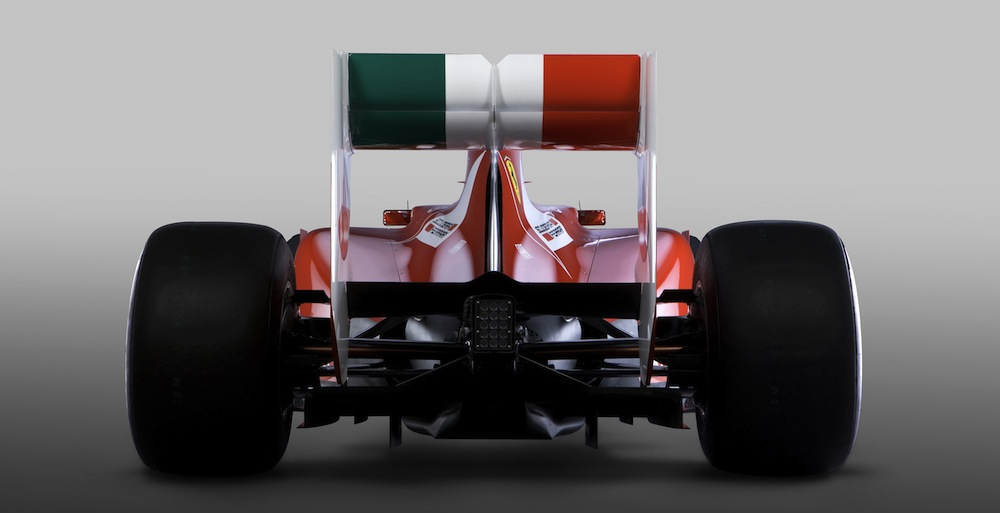 """Ferrari"" pervadino bolidą"