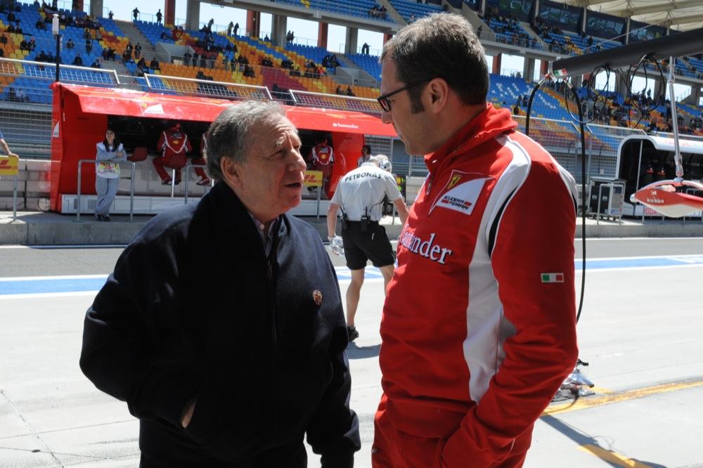 """J. Todtas: nebijau """"Ferrari"""" veto"""