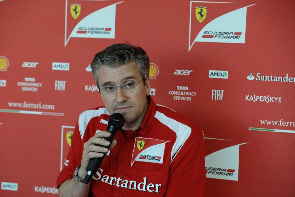 """P. Fry papildys """"Renault"""" komandos gretas"""
