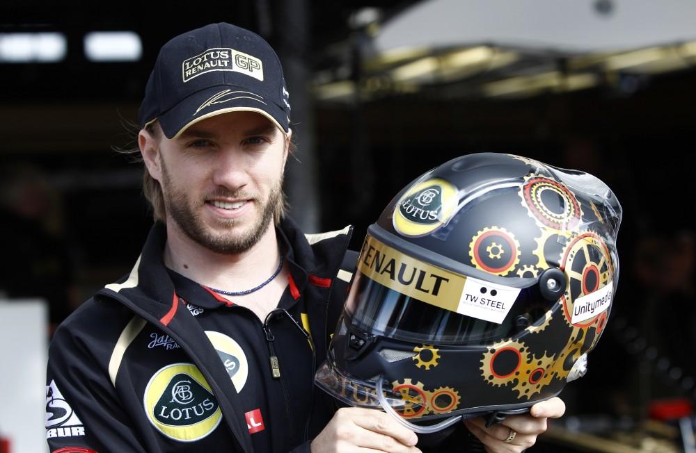 N. Heidfeldas prisipažino, kad neįvertino S. Vettelio