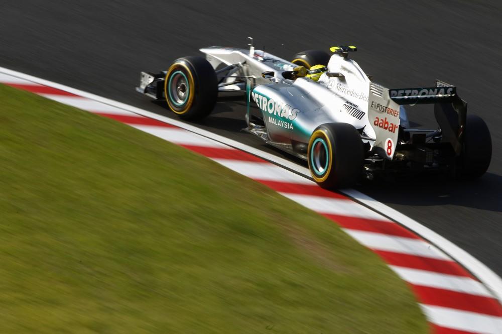 Trečiąją dieną Jereze greičiausias – N. Rosbergas