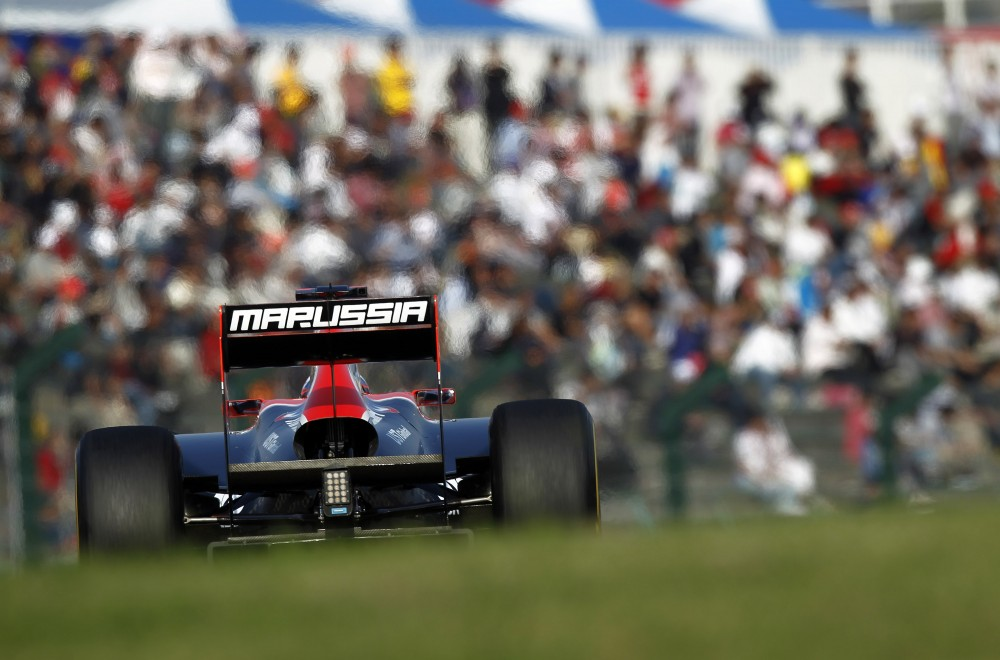 """Vėluos ir """"Marussia"""" bolidas?"""