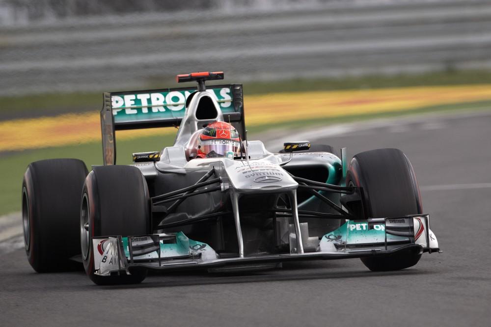 Antrąją dieną Jereze greičiausias – M. Schumacheris