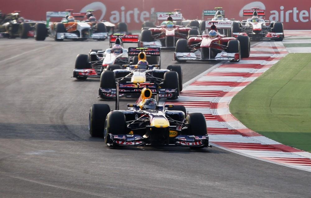 FIA patvirtino 2013 m. F-1 čempionato tvarkaraštį