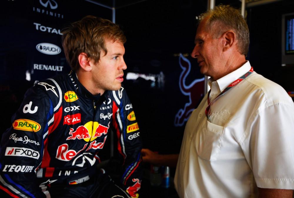 "H. Marko: S. Vettelis prarado tikėjimą ""Ferrari"" šlove"