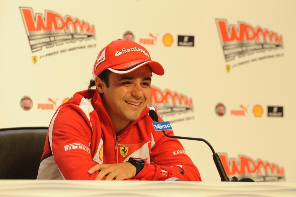 F. Massa: 2012-ieji bus pergalių metai