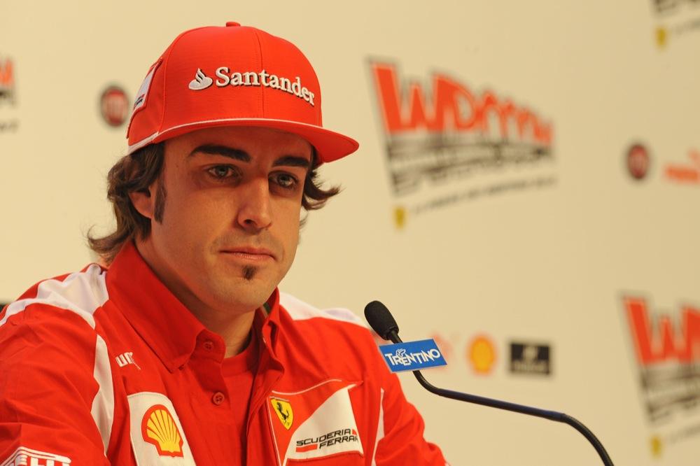 F. Alonso tikras: pasirodysime puikiai