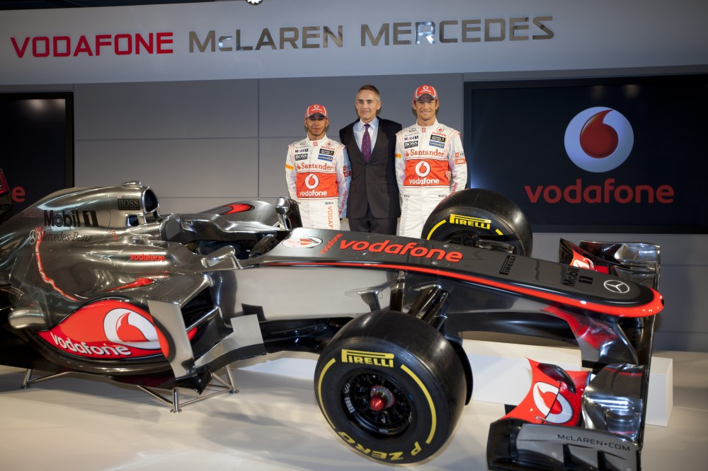 """""""McLaren"""": savo variklių nekursime, kitų neieškosime"""