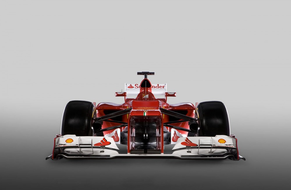 """Ferrari"": bolido grožį lemia pergalės"