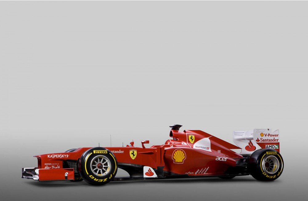 """Naujasis """"Ferrari F2012"""" – rizikingas projektas"""