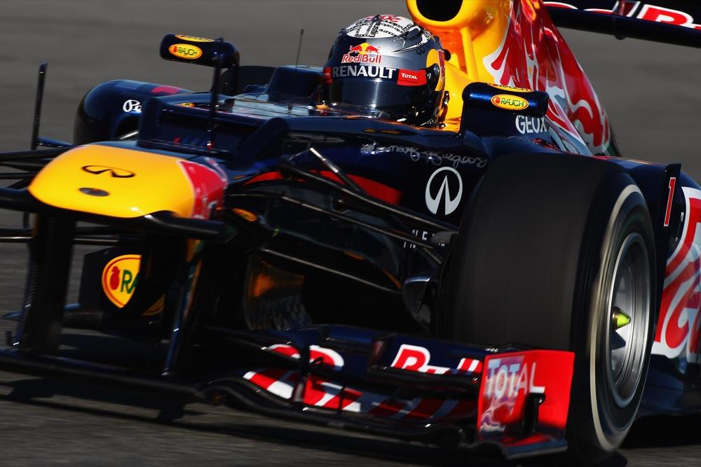 Bandymus Barselonoje geriausiai pradėjo S. Vettelis