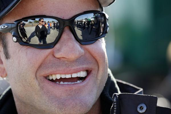 "R. Barrichello: mane kvietė į ""McLaren"""