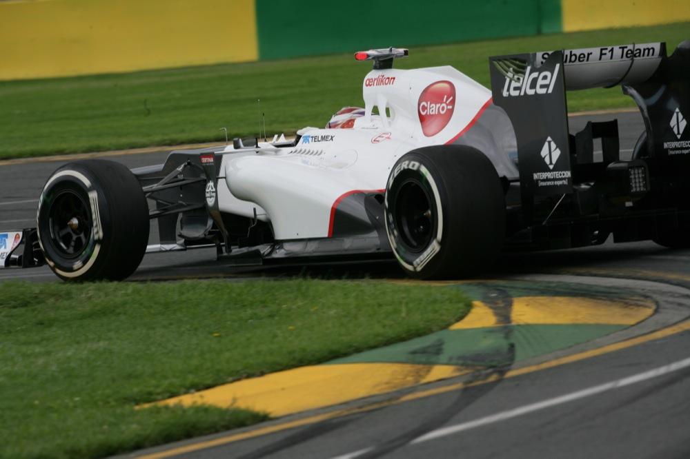 Mugello greičiausi – R. Grosjeanas ir K. Kobayashi