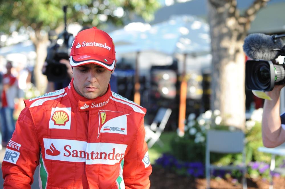 "Oficialu: ""Ferrari"" atsisveikina su F. Massa"
