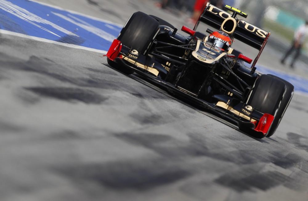 Bandymus Mugello priekyje baigė R. Grosjeanas