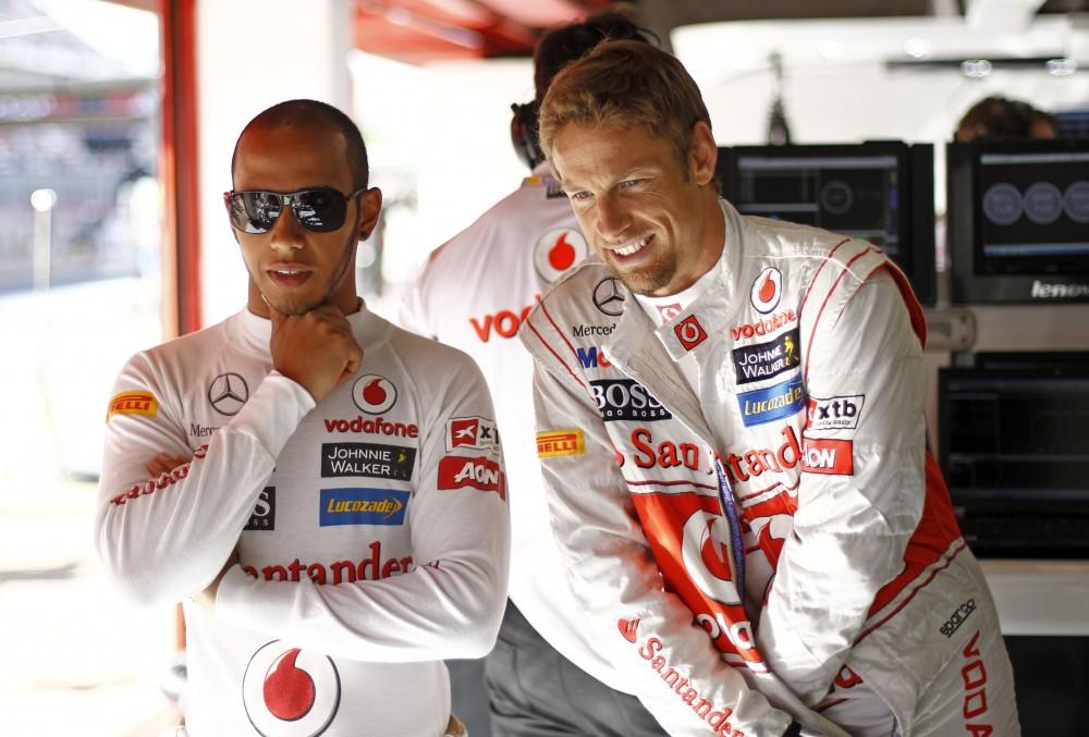 J. Buttonas: L. Hamiltonas - sąžiningiausias pilotas, su kuriuo teko lenktyniauti