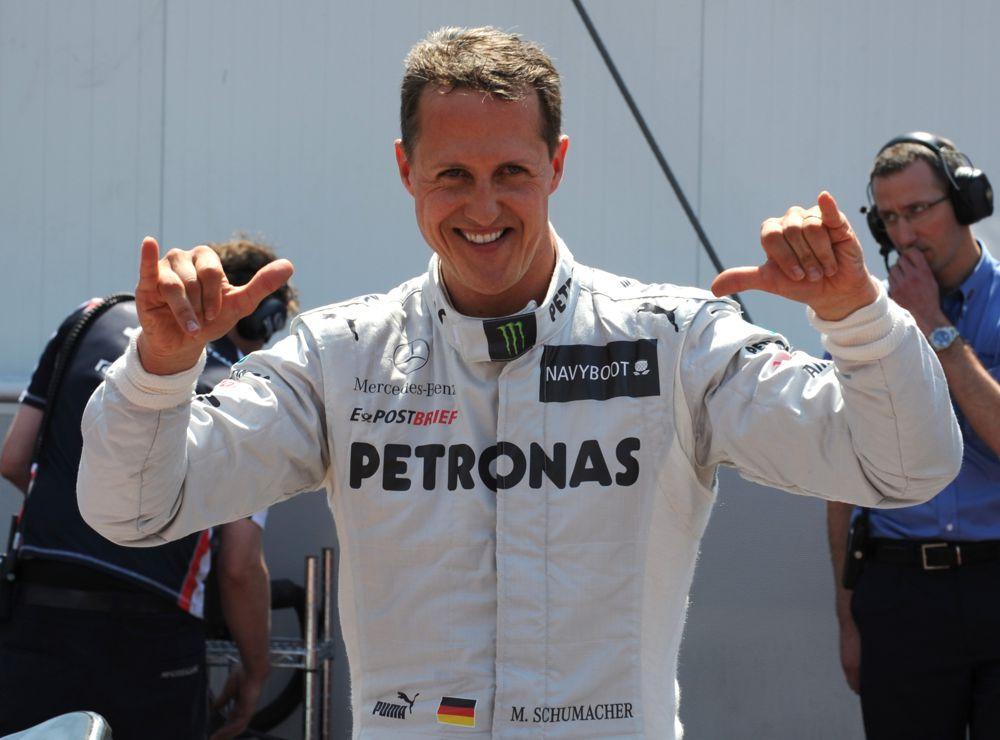W. Weberis: M. Schumacherio sugrįžimas - kvailiausias dalykas, kurį jis galėjo padaryti