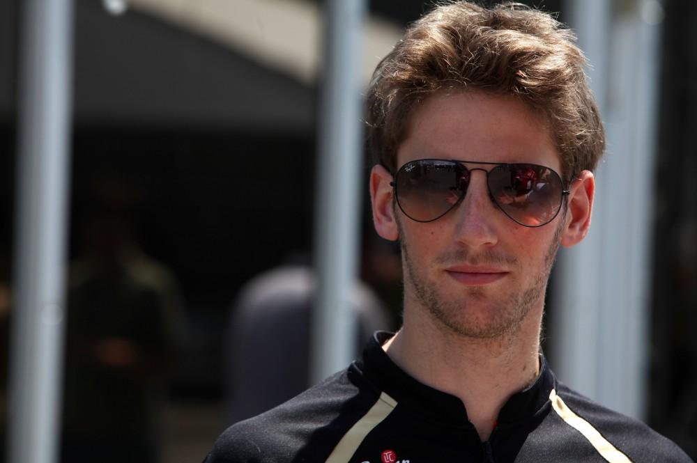 R. Grosjeanas diskvalifikuotas vienerioms lenktynėms