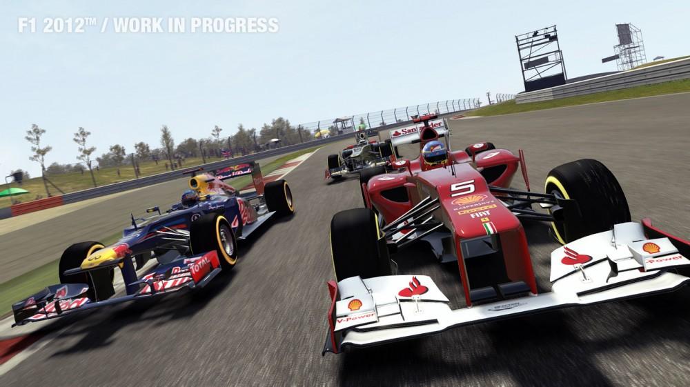 """Artėja žaidimo """"F1 2012"""" premjera"""