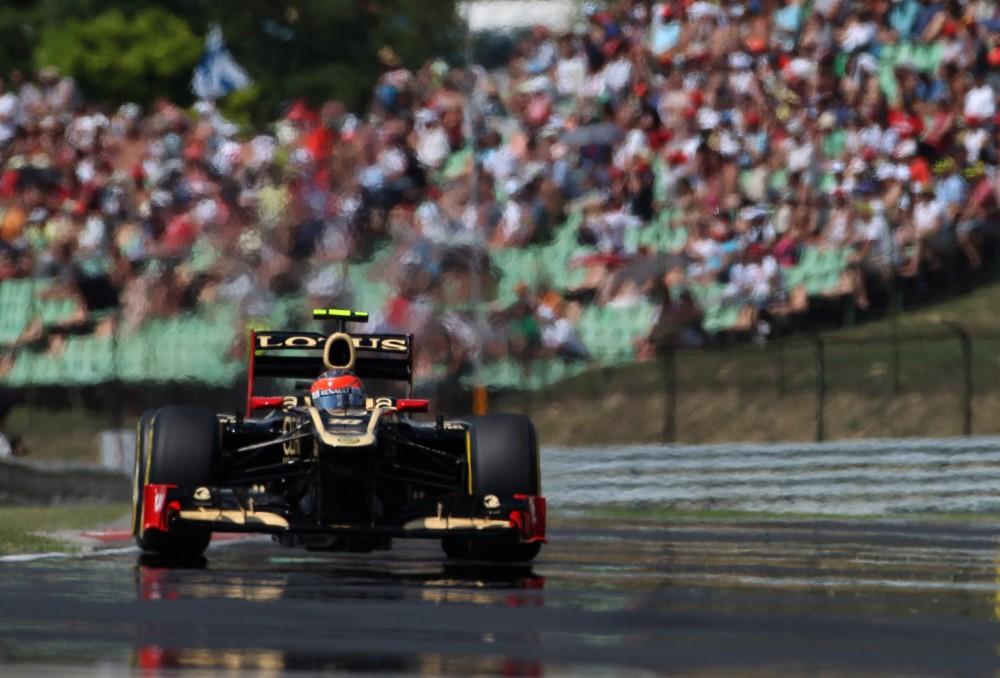 R. Grosjeanui – 5 starto pozicijų bauda