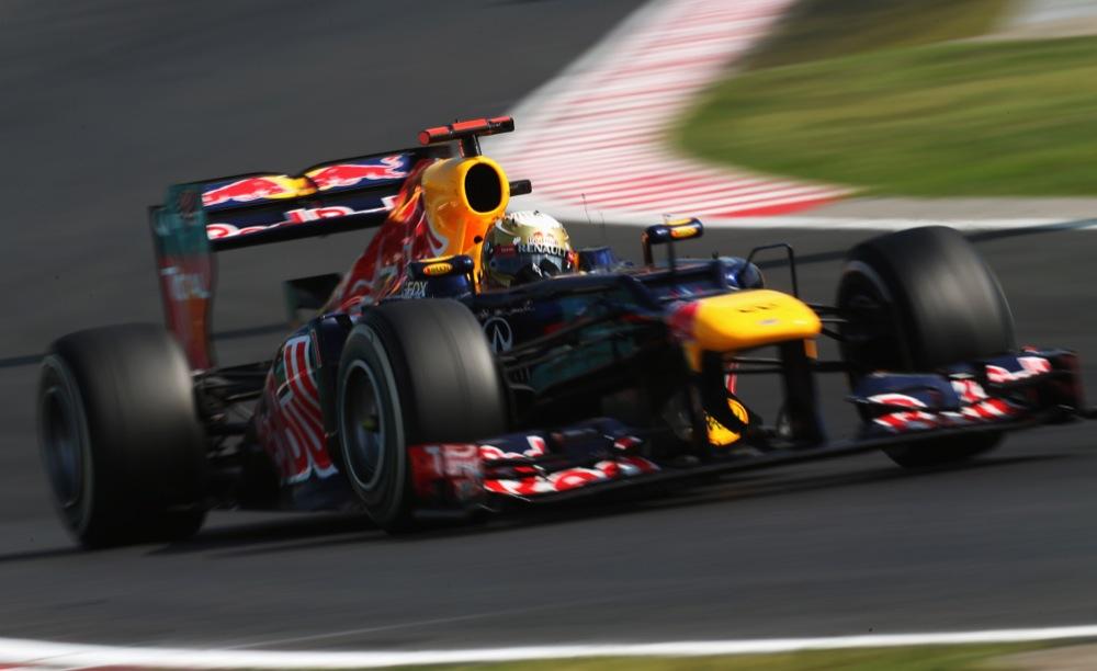 Korėjos GP: penktadienio treniruotės Nr. 2