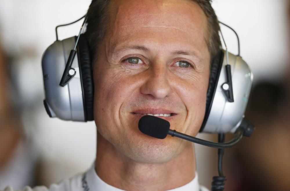 S. Domenicali: aš daug ko išmokau iš M. Schumacherio