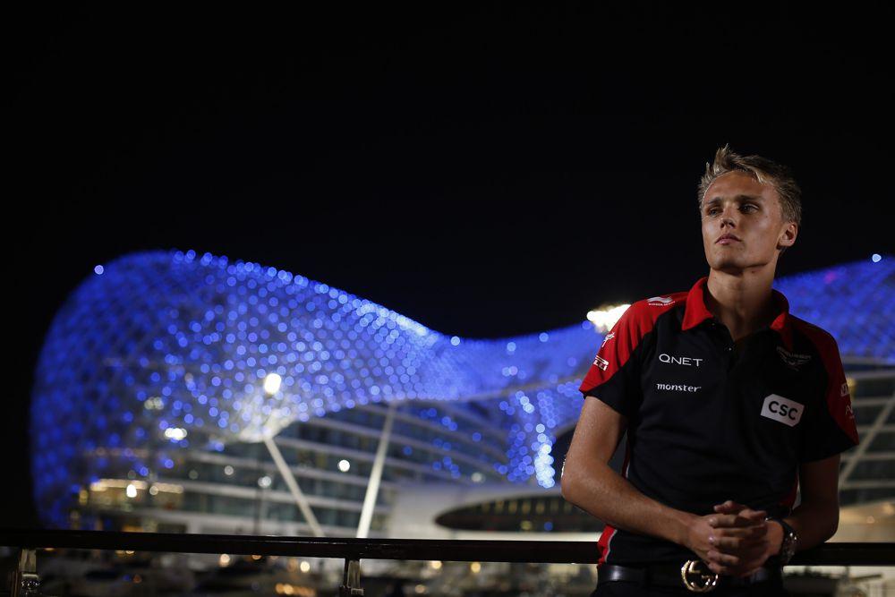 """Oficialu: M. Chiltonas atstovaus """"Marussia"""" ekipai"""