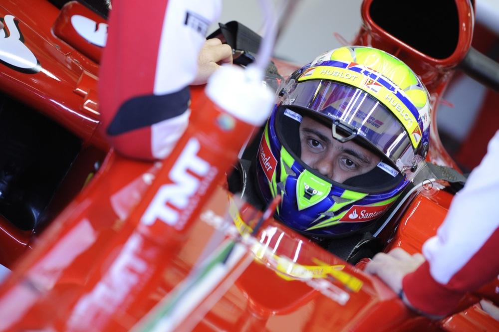 F. Massa: Maxas yra pasiruošęs tapti čempionu