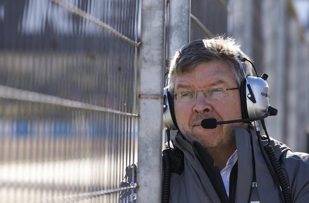 "R. Brawnas: ""Ferrari"" būtina susitelkti"