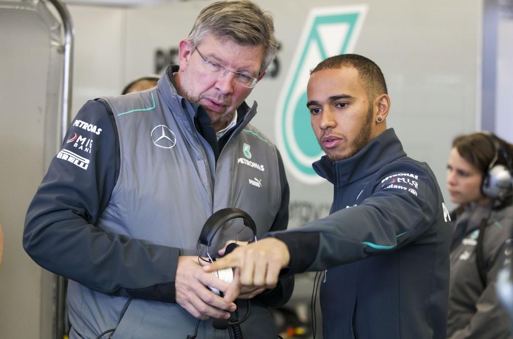 R. Brawnas: L. Hamiltonas perrašo sporto istoriją