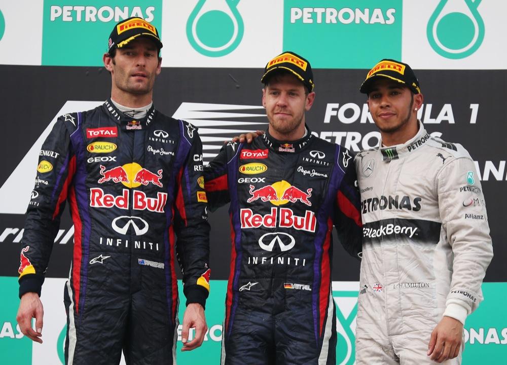 Malaizijos GP: lenktynės