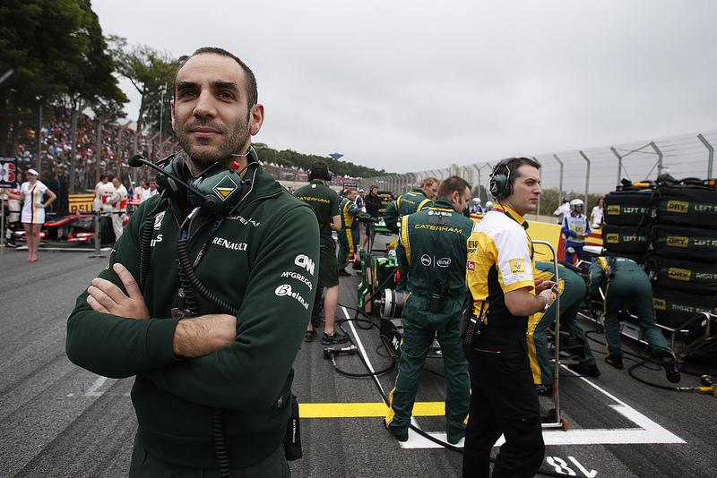 C. Abiteboulas: tokios reakcijos į D. Ricciardo atvykimą nesitikėjau