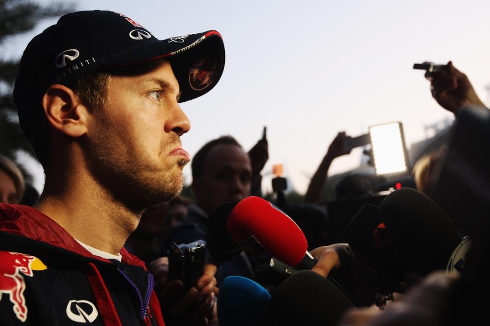 """S. Vetteliui kvalifikacijoje sutrukdė """"Renault"""" variklio problemos"""