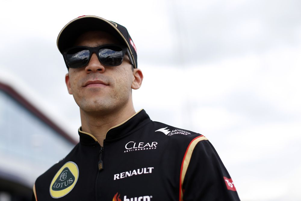 P. Maldonado patvirtino, kad šiemet nelenktyniaus F-1