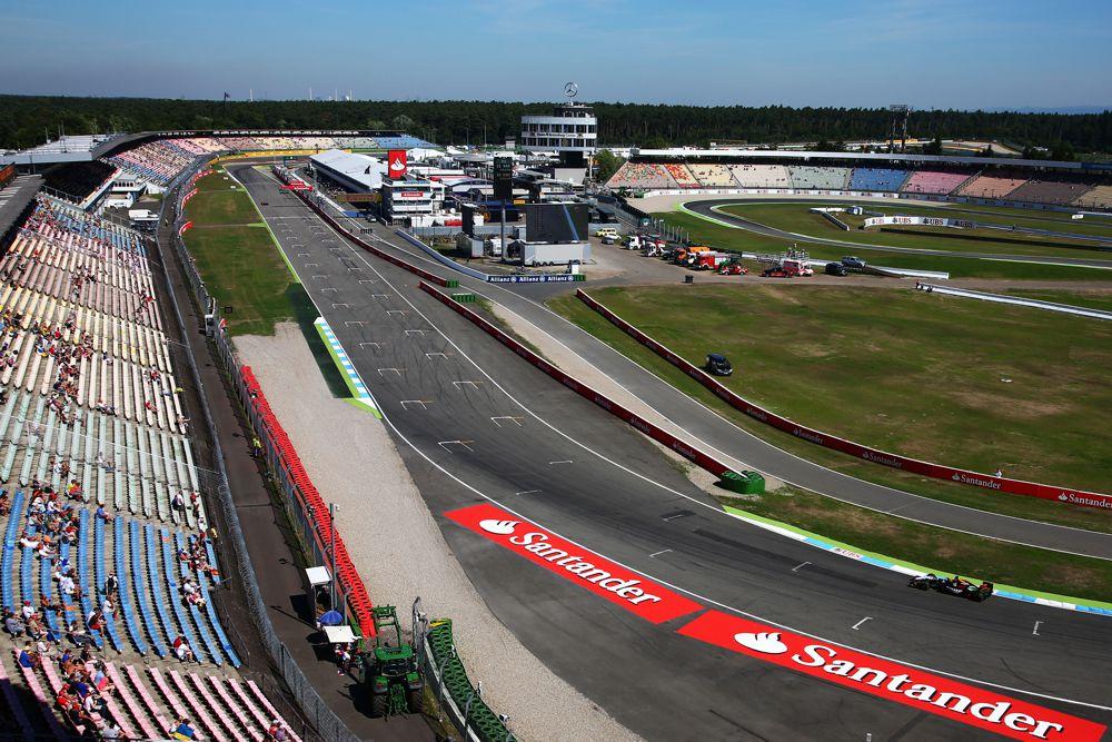 Oficialu: F-1 lenktynės Vokietijoje šiemet neįvyks