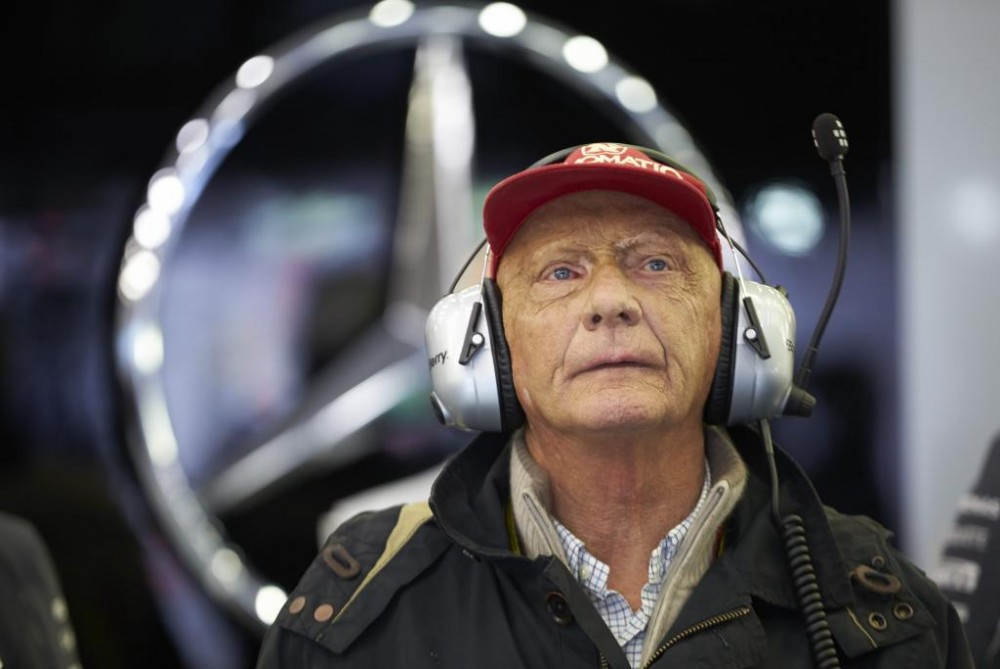 """N. Lauda nerimauja dėl F-1 ateities su """"Liberty Media"""""""