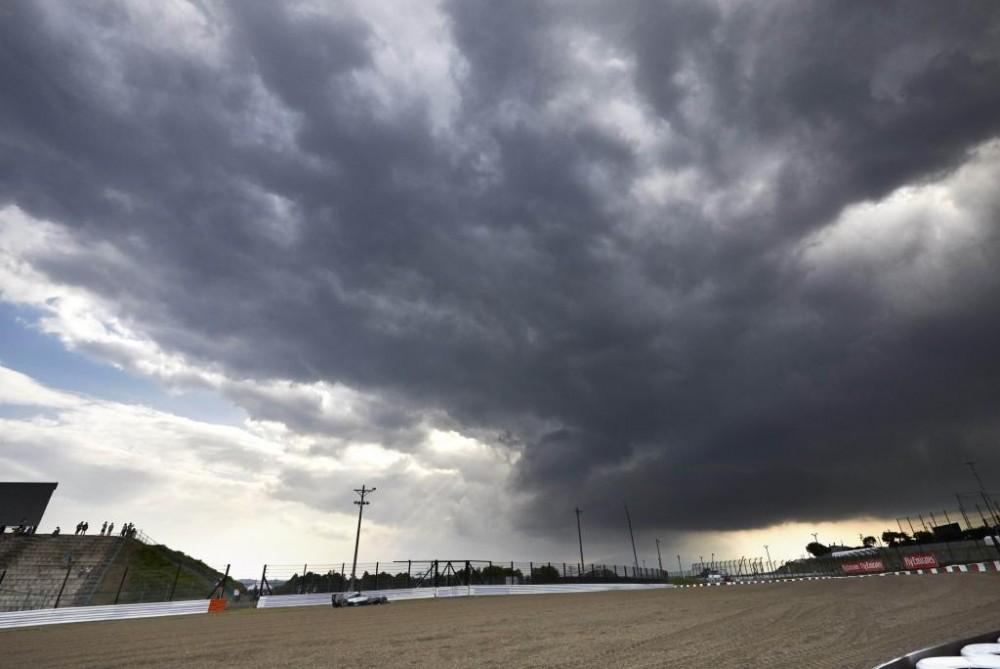Japonijos GP: orų prognozė
