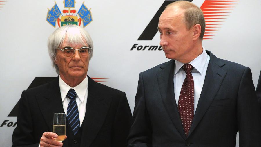 "B. Ecclestone: ""Liberty Media"" skuba su naujomis lenktynėmis"