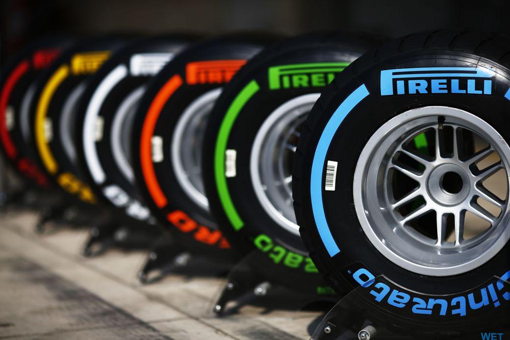 """""""Pirelli"""" parinko padangas šių metų sezono lenktynėms"""